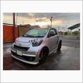 iQ…洗車&チェック