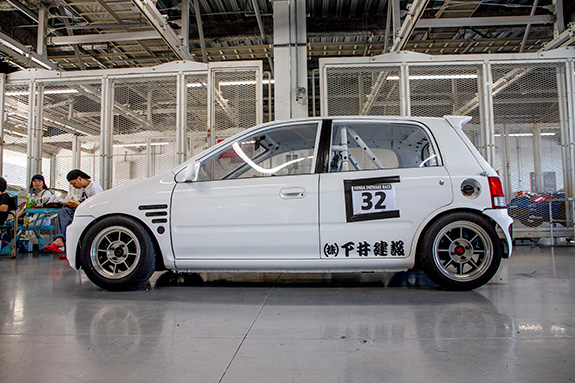 下井レーシング JA4 ホンダ トゥデイ Honda Today