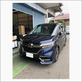 """""""ホンダ ステップワゴンハイブリッド""""の愛車アルバム"""