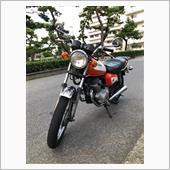 """""""ホンダ CM125T""""の愛車アルバム"""