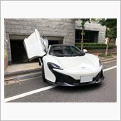"""""""マクラーレン 650S(クーペ)""""の愛車アルバム"""