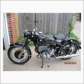 """""""BMW R69S""""の愛車アルバム"""