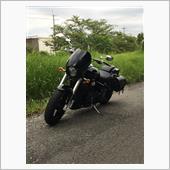 """""""スズキ ブルバード400""""の愛車アルバム"""