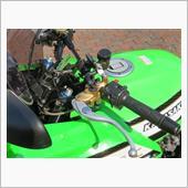 ZRX1200S クラッチマスターのラジアル化