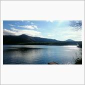 富士五湖、今年ラストラン☀