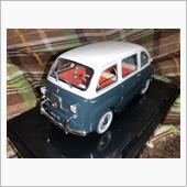 FIAT600 Multipla1960 1/24