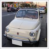 """1970 FIAT500L""の愛車アルバム"