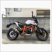 """KTM 690Duke-R""の愛車アルバム"