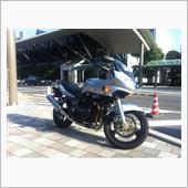 🏍レンタルバイク(カワサキ ZR-7-S)
