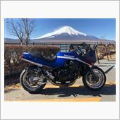 """""""カワサキ GPZ1000RX""""の愛車アルバム"""