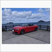 """""""アウディ RS5 カブリオレ""""の愛車アルバム"""