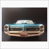 Hot Wheels製 1/18 66y Pontiac GTO