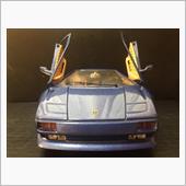 burago製 1/18 90y Lamborghini Diabloの画像