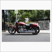 """""""ハーレーダビッドソン V-ROD マッスル""""の愛車アルバム"""