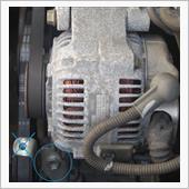 GXE10(AS200)オルタネーター交換(取り外しのみ)の画像