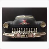 ERTL製 1951y Mercury HOT ROD