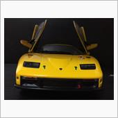 Hot Wheels製 1/18 Lamborghini Diablo GTRの画像