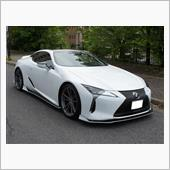 【LEXUS LC500】(IN THE FOREST) の画像