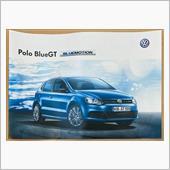 Polo BlueGT 〜 片付けで出てきたカタログ♫の画像