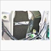 リヤスピーカー交換とリヤ周りの防音対策②の画像
