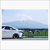 富士山とヴェルの画像