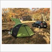 ポロでキャンプの画像