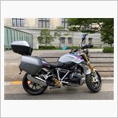 """BMW R1250R""の愛車アルバム"