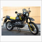 """""""BMW R100GS""""の愛車アルバム"""