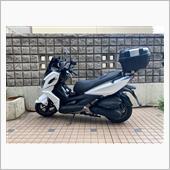 """""""キムコ K-XCT300i""""の愛車アルバム"""