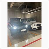 会社の駐車場