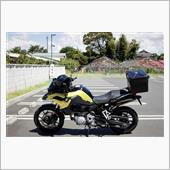 """""""BMW F750GS""""の愛車アルバム"""