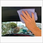 車内の清掃 一連の流れ