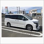 """""""トヨタ ヴォクシー ハイブリッド""""の愛車アルバム"""