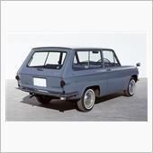 以前に家族所有していた車輌です マツダファミリアバンです