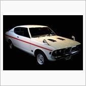 以前に所有していた車輌です🤗 三菱ギャランGTO   MR  白  でした