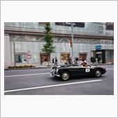 11/8(日)THE銀座RUN写真