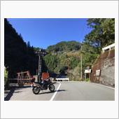 剣山スーパー林道 2020.11.22
