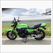 """""""カワサキ Z1100R""""の愛車アルバム"""
