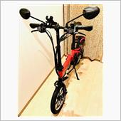 自転車もどきの電チャリ