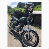 """""""スズキ GN125""""の愛車アルバム"""