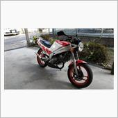 """""""TZR125""""の愛車アルバム"""