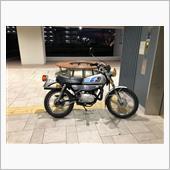 """""""ヤマハ GT50""""の愛車アルバム"""