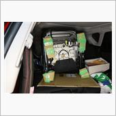 同車種・他仕様の純正部品を用いたシートヒーター流用取り付け - その11 運転席側シートの分解1