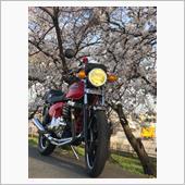 """""""ホンダ CB400T HAWK II (ホーク2)""""の愛車アルバム"""