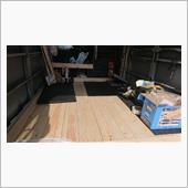 キッチンカー(加工車)へのDIY改造