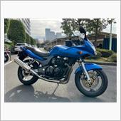 """""""カワサキ ZR-7S""""の愛車アルバム"""