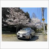 (勝手に!)みんカラ投稿企画!愛車と桜! 2021