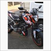 """KTM 125Duke""の愛車アルバム"