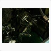 タイミングベルト交換の画像