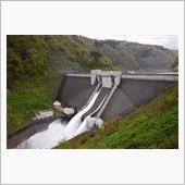 月山ダムの画像